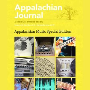 Latest issue of the Appalachian Journal focuses on Appalachian music