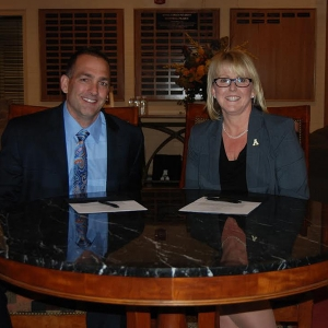 Appalachian and CCC&TI sign articulation agreement for Communication Sciences and Disorders/Speech Language Pathology